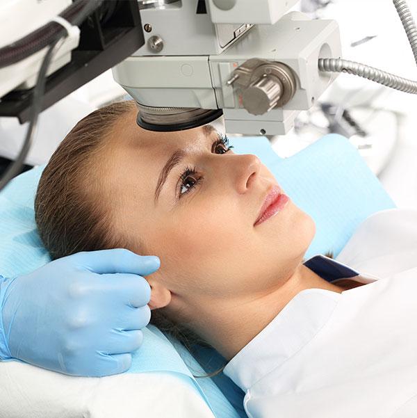 eyemed Augenärzte - Leistungen Operationen