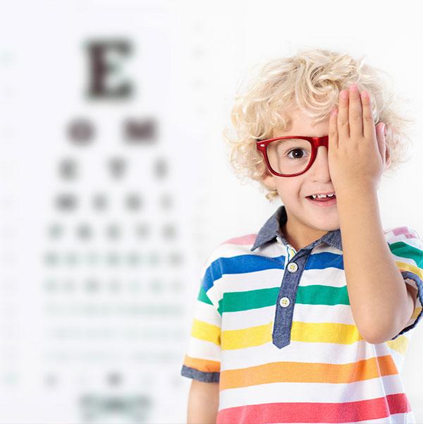 eyemed Augenärzte - Leistungen Sehschule